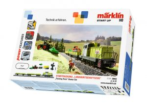 "Märklin Start up - Startpackung ""Landwirtschaftszug"""