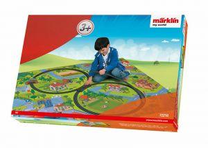 """Railroad"" Play Mat"