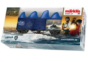 """Märklin Start up - Güterwagen """"Meeresleuchten"""" - Magnetische Kraft ist was Tolles!"""