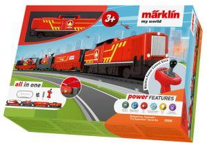 """Märklin my world - Startpackung """"Feuerwehr"""""""