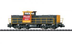 Diesellokomotive Serie 6400