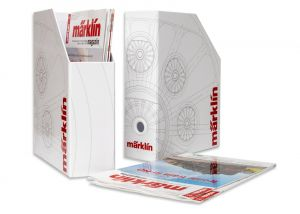 Jetzt neues Design - Märklin Stehsammler.