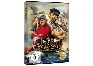 DVD - Jim Knopf und Lukas der Lokomotivführer