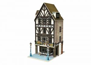 "Märklin Start up - ""Restaurant"" 3D Building Puzzle"