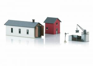 Building Kit for a Branch Line Maintenance Facility