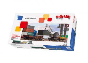 "Märklin Start up - Wagen-Set ""Containerverladung"""