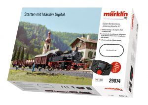 "Digital-Startpackung ""Güterzug Epoche III"". 230 Volt"