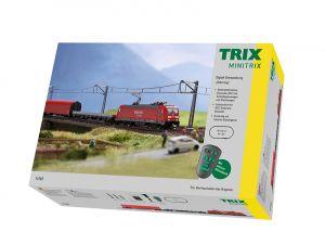 """Digital-Startpackung """"Güterzug"""" mit Baureihe 185.2"""
