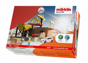 Märklin my world - Freight Loading Station