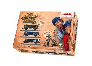 """Märklin Start up - Güterwagen-Set """"Drachenstadt"""""""