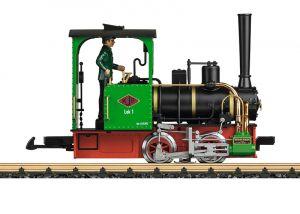 Feldbahnlokomotive