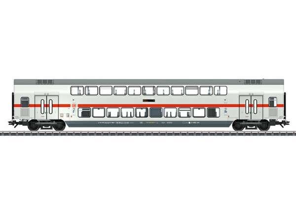 Praxis Toilet Fontein : Ic2 doppelstock mittelwagen 2. klasse personenwagen märklin